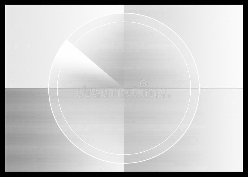 пленка комплекса предпусковых операций иллюстрация штока