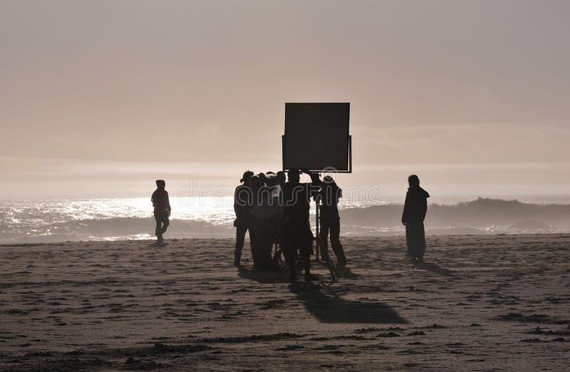 пленка экипажа стоковое фото