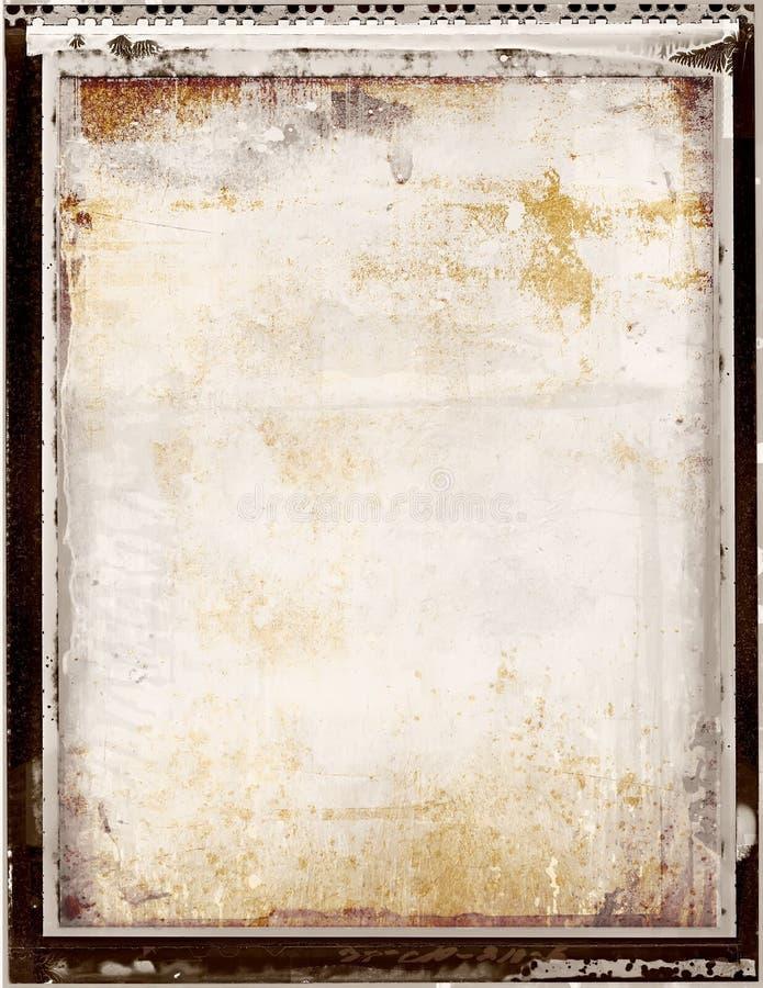 пленка эмульсии стоковое изображение