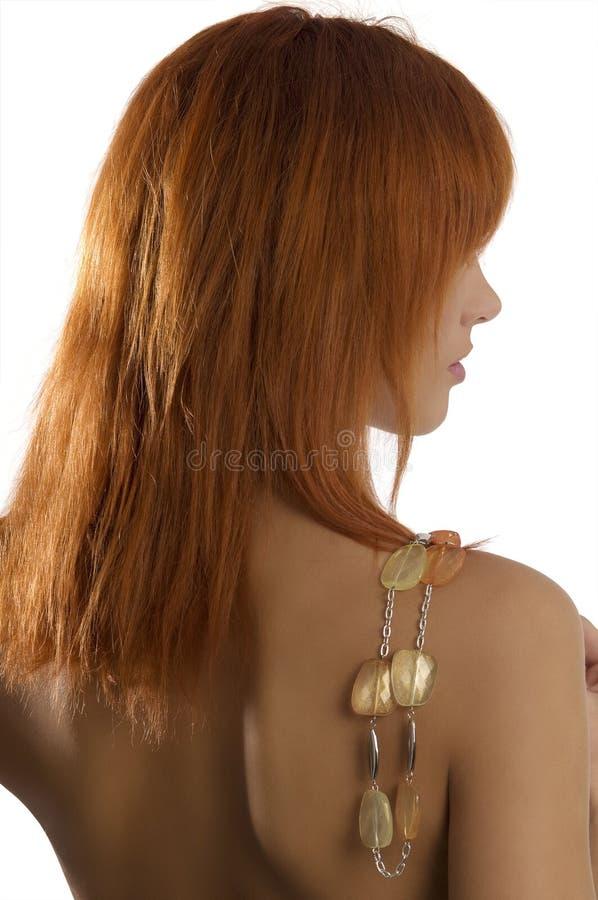 плечо ожерелья стоковые фотографии rf