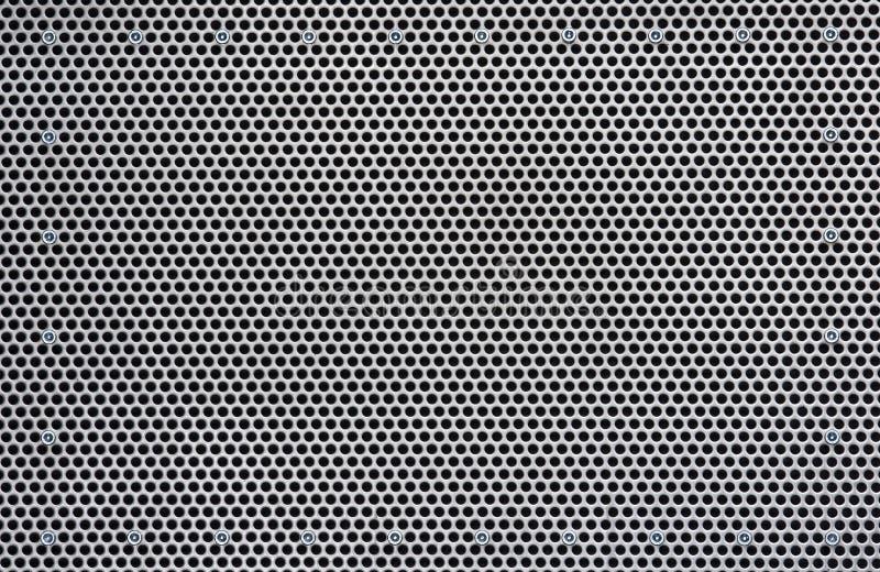 плита пефорированная металлом стоковое изображение rf