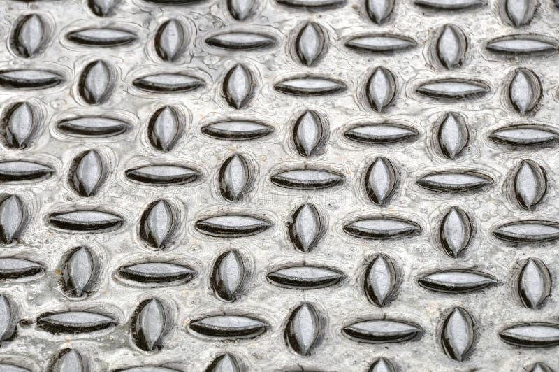 плита утюга диаманта влажная стоковая фотография