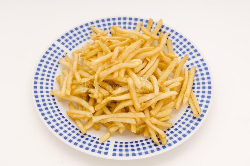 плита fries стоковые фотографии rf