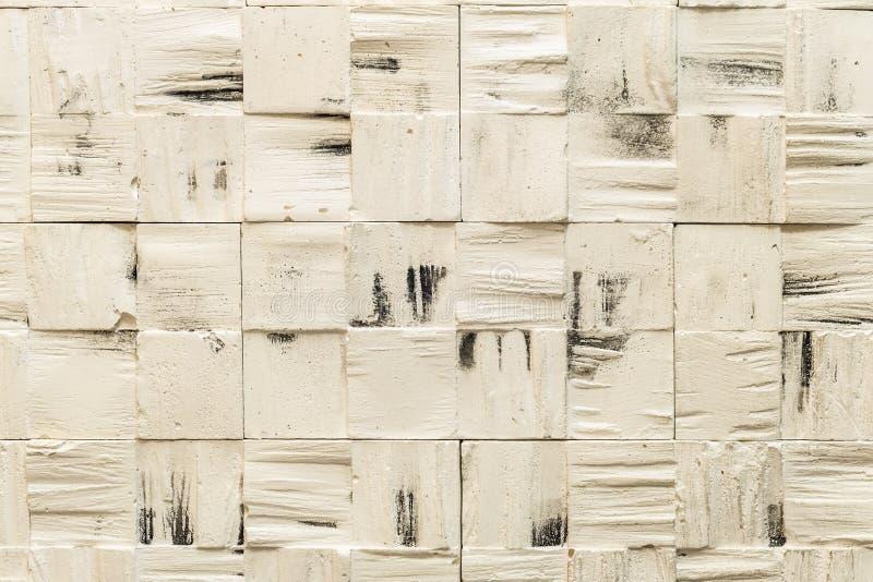 Плитка облицовки гипса на стене Конструкционный материал стоковое изображение rf