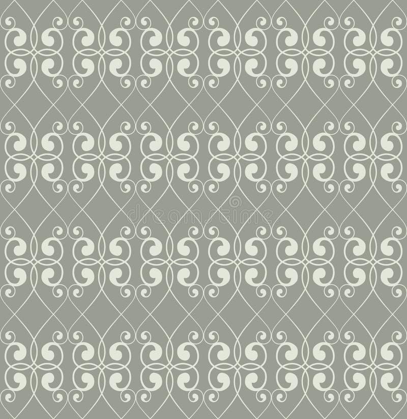 плитка предпосылки безшовная иллюстрация вектора
