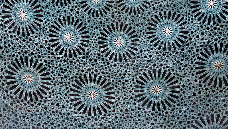 плитка seljuk периода стоковые изображения rf