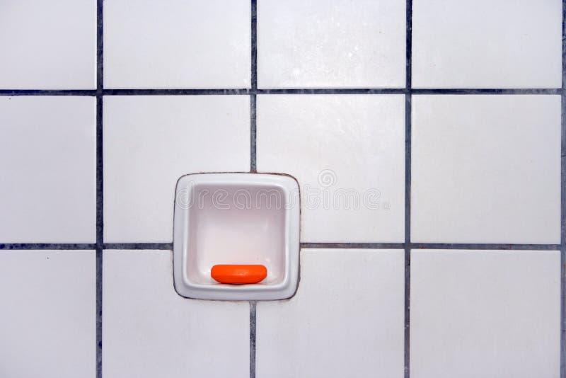 плитки ванной комнаты стоковое фото rf