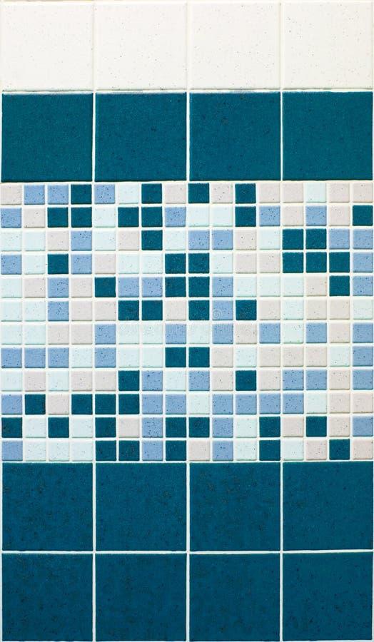 плитки ванной комнаты s стоковое фото