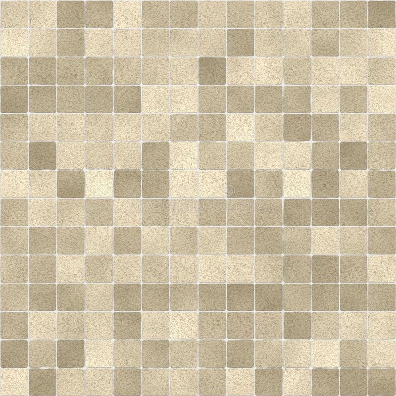 плитки картины ванной комнаты безшовные иллюстрация штока