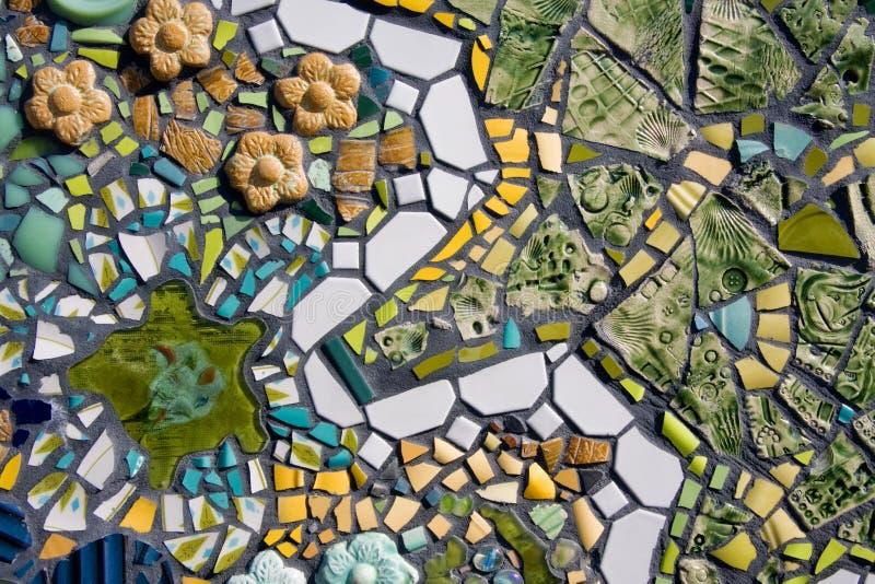 плитки мозаики стоковое изображение