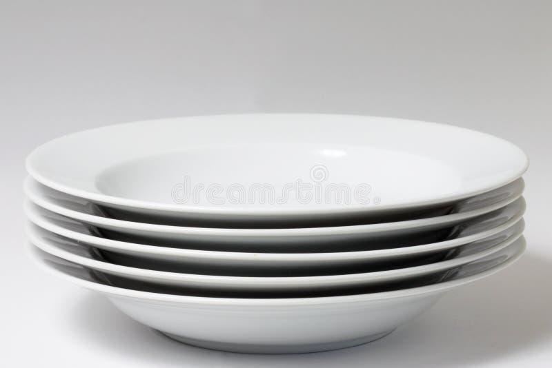 плиты стоковые изображения rf