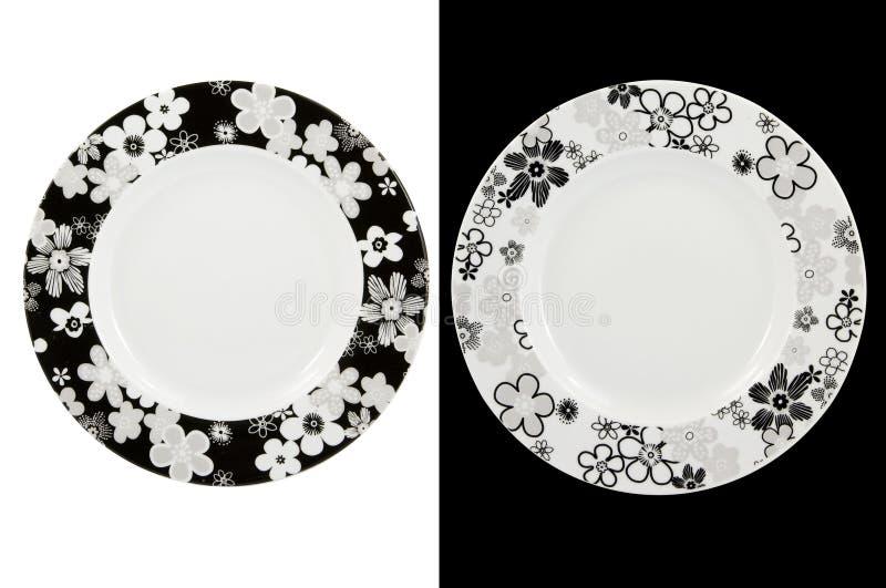 плиты 2 стоковое изображение