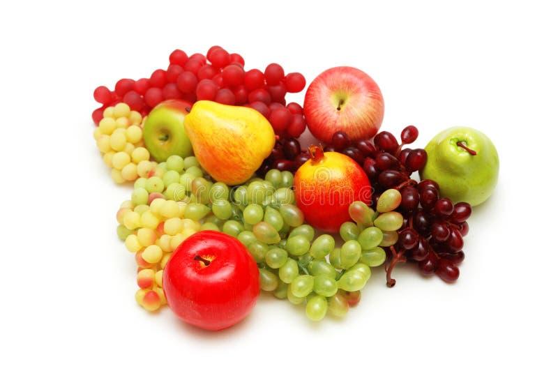 плодоовощи изолировали лето различное стоковая фотография
