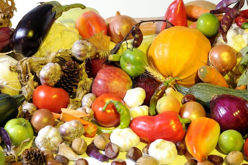 плодоовощи изолировали овощи стоковое фото