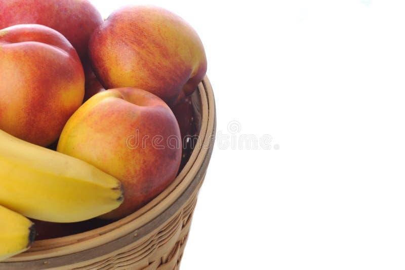 плодоовощи корзины различные стоковое фото rf