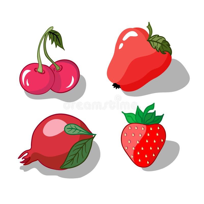 плодоовощи бесплатная иллюстрация