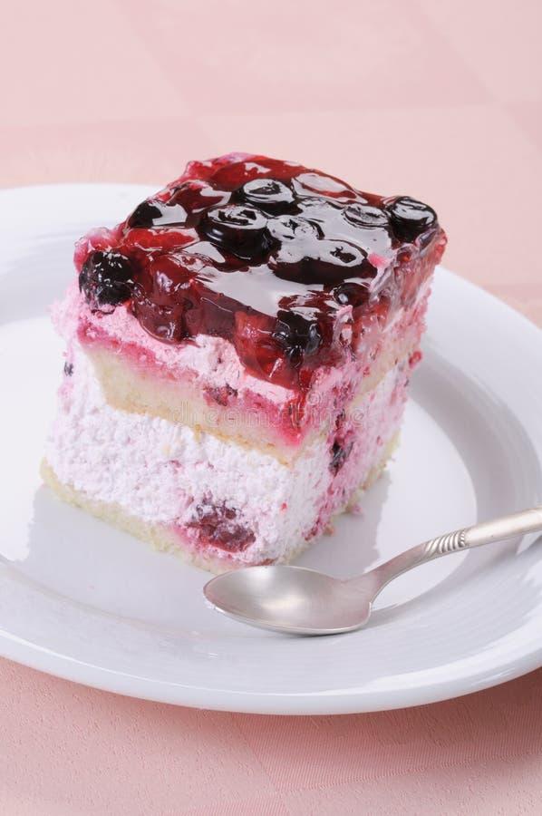 плодоовощ пущи десерта стоковая фотография