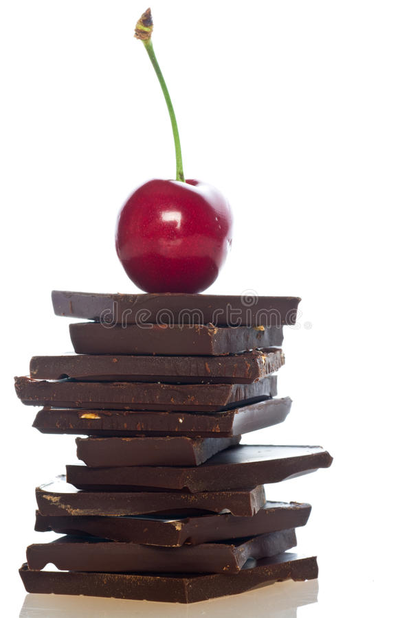 плодоовощ шоколада стоковые фото