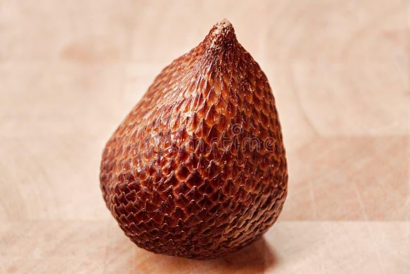 Плод Salak змейки стоковая фотография rf