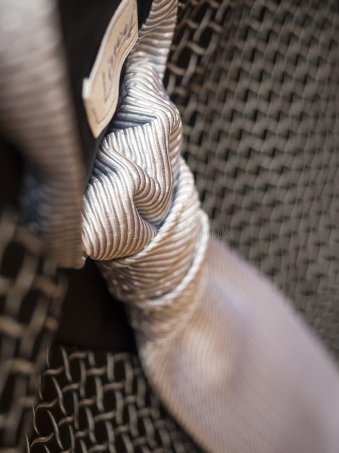 Плоская деталь мужской связи стоковая фотография rf
