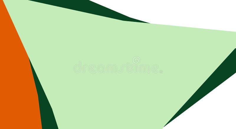 Плоская предпосылка дизайна для знамени интернет-страницы или сети стоковое изображение