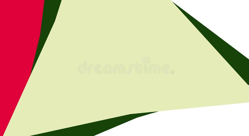 Плоская предпосылка дизайна для знамени интернет-страницы или сети стоковые фото