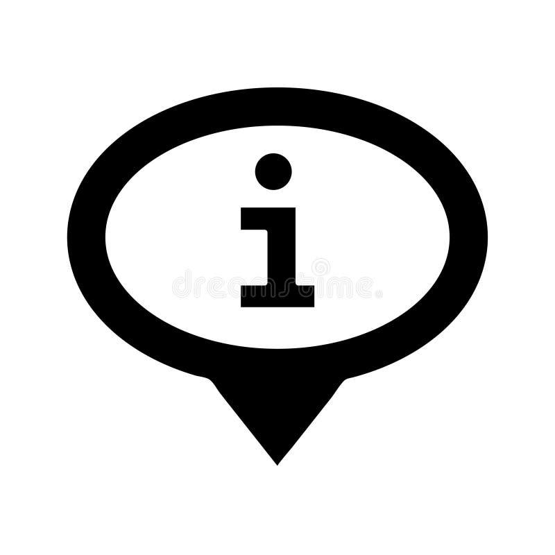 Плоский значок вектора для веб-дизайна иллюстрация штока