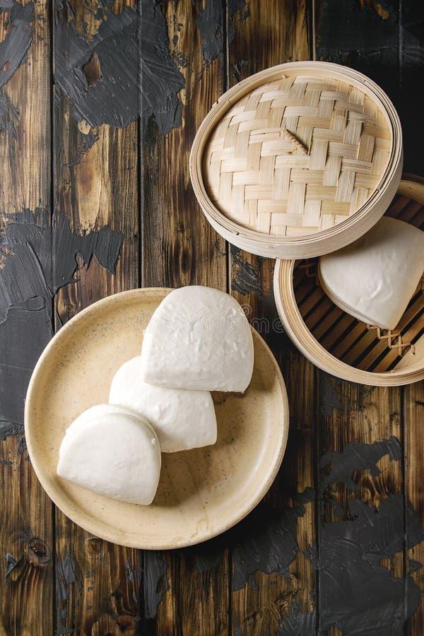 Плюшки bao Gua стоковые изображения