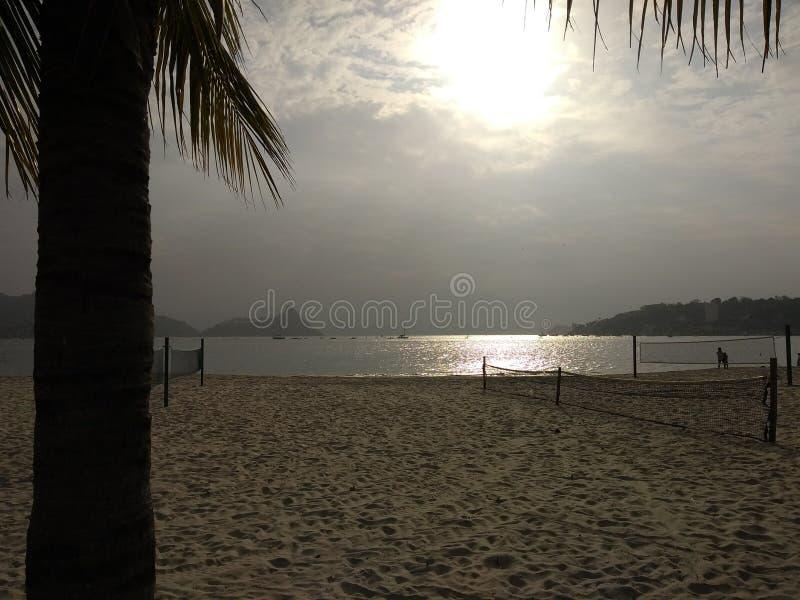Пляж ³ i Niterà стоковое изображение rf