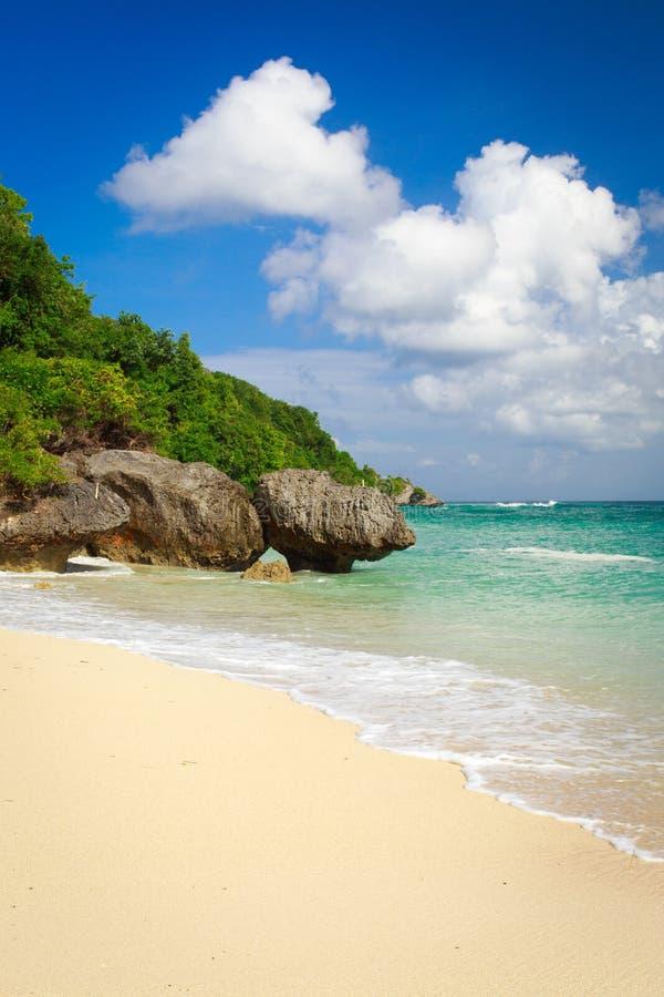 Пляж Бали стоковые фотографии rf