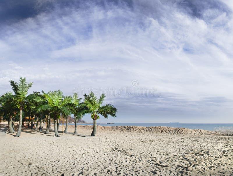 пляж Болгария стоковое фото