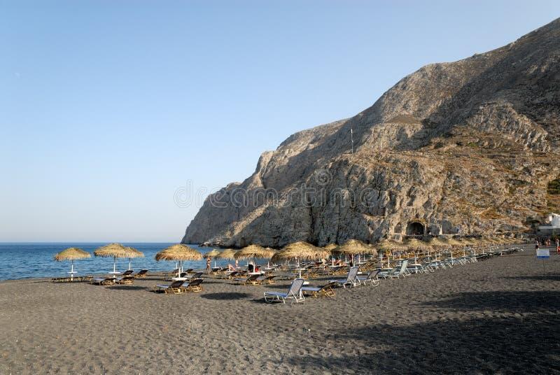 пляж Греция стоковое фото rf