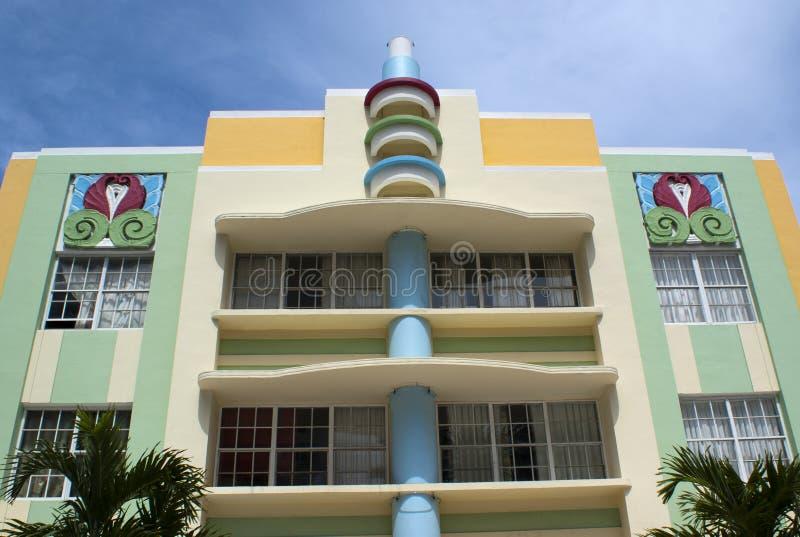 Пляж Майами стоковое фото rf