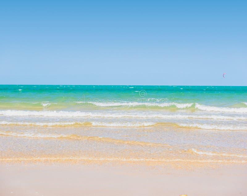 Пляж моря в Таиланде стоковые фото
