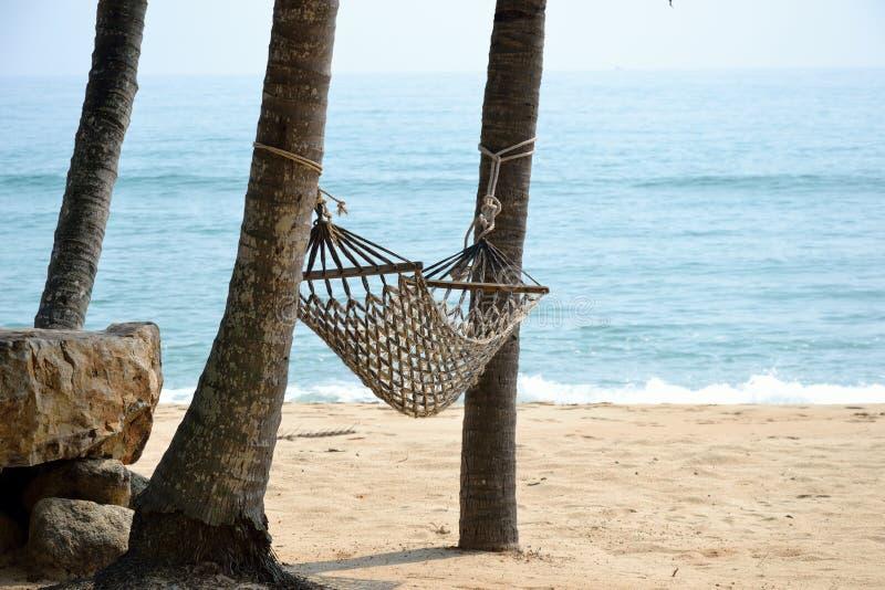 пляж ослабляет стоковая фотография rf
