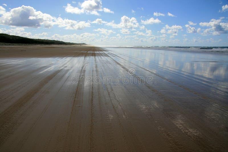 пляж тропический стоковое фото