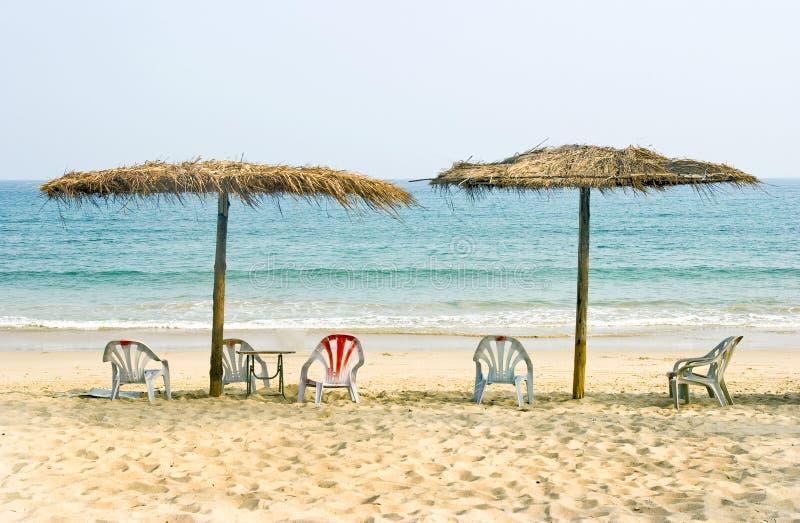Пляж 2 стоковое изображение
