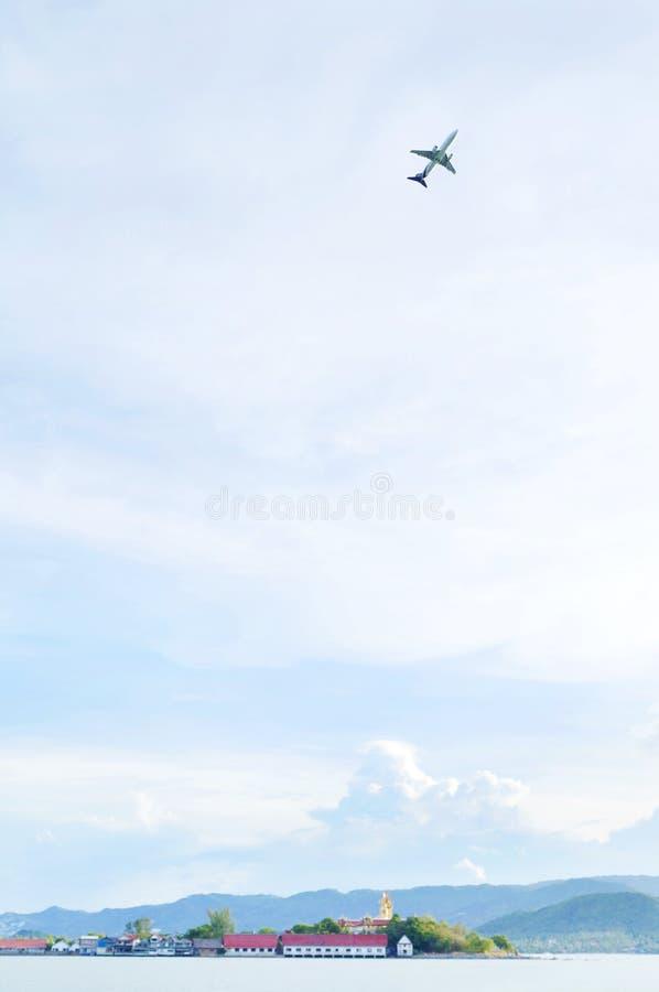 Пляж Bangrak, Samui, Таиланд стоковое фото rf