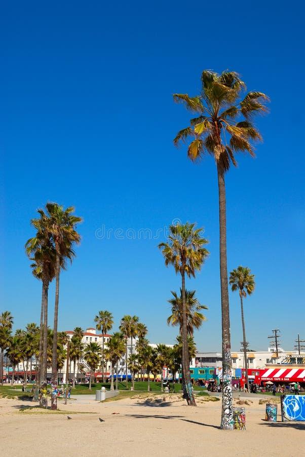 пляж california США venice стоковое фото rf