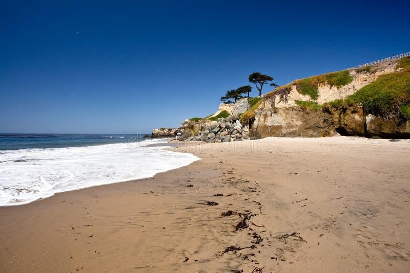 пляж california стоковые фото