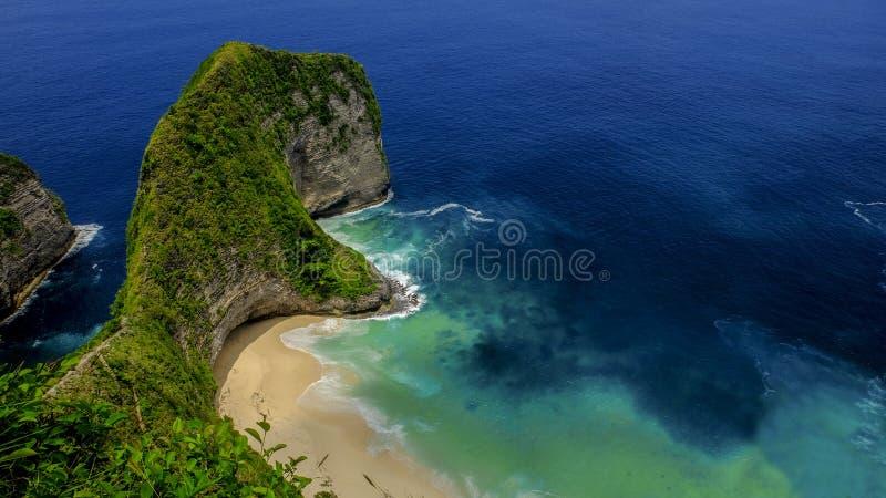 Пляж KlingKling стоковое фото rf