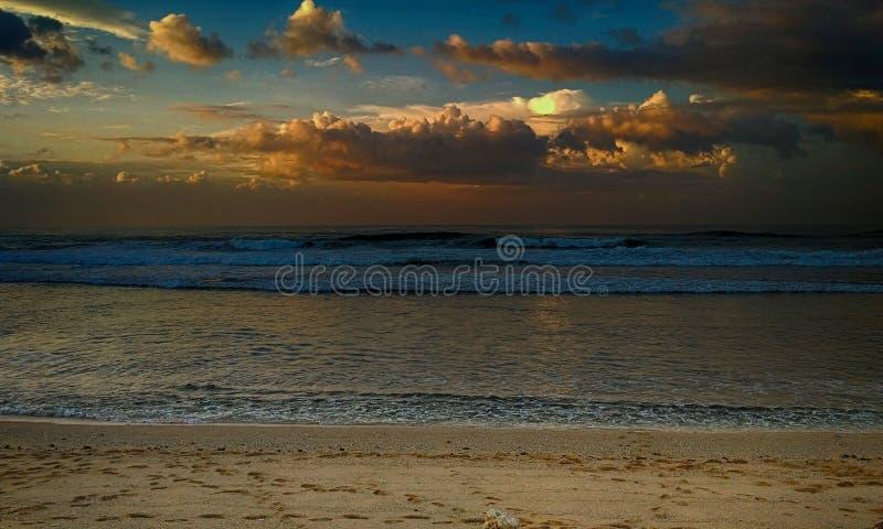 Пляж Krakal стоковая фотография rf