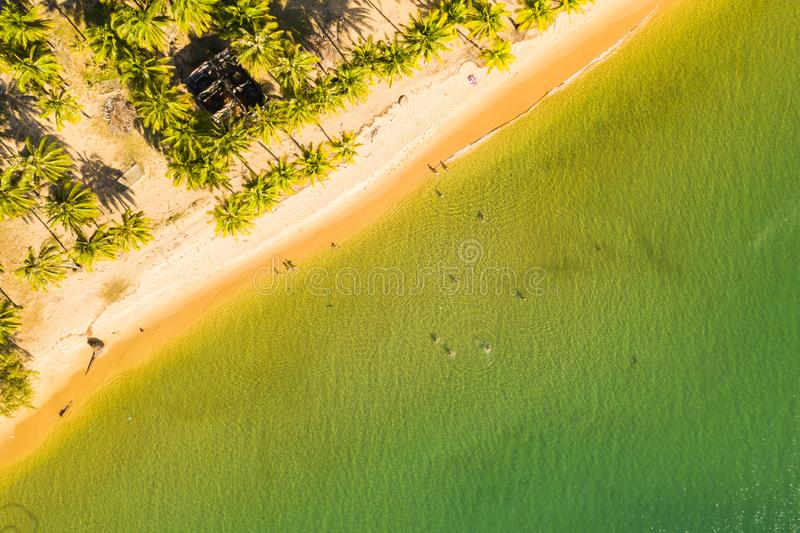 Пляж Phu Quoc стоковое фото