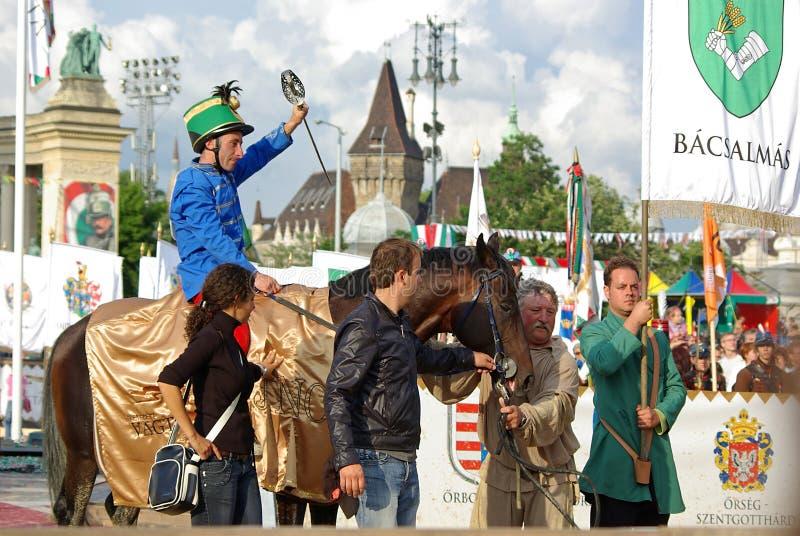 победитель соотечественника gallop 2009 стоковые изображения