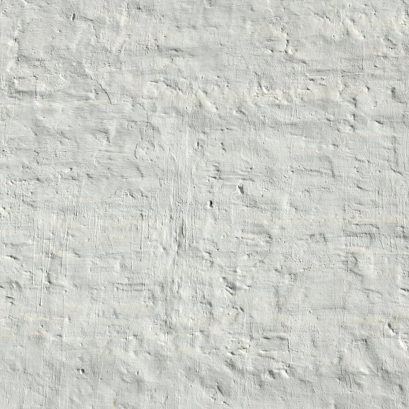 Побеленная предпосылка старой кирпичной стены неровная ухабистая грубая деревенская стоковые фотографии rf