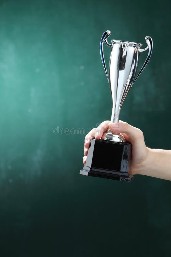 Победитель стоковое изображение rf
