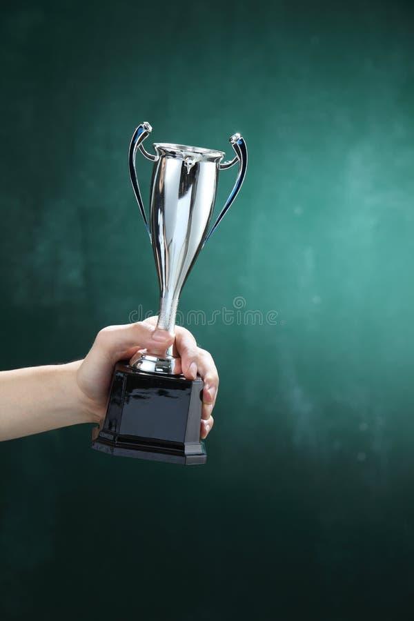 Победитель стоковая фотография