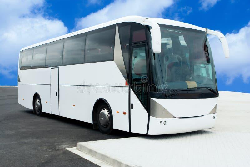 повезите путешествие на автобусе стоковое изображение