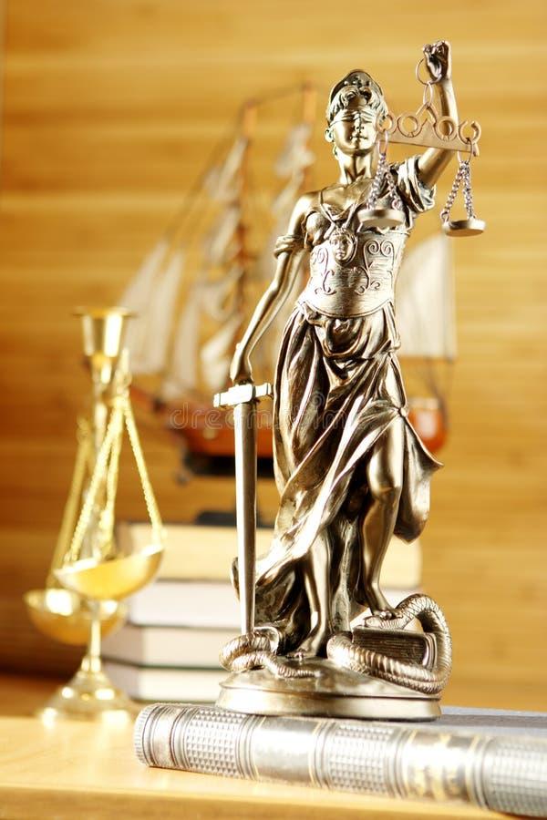 повелительница правосудия стоковые изображения