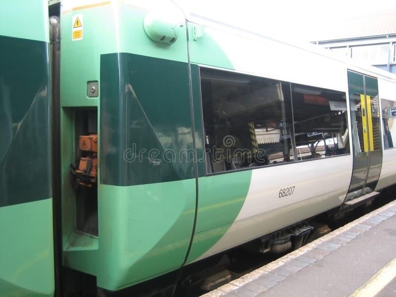 поверхностный поезд стоковые фотографии rf